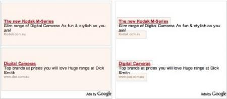 Zona de Click en google adsense